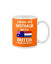 Made In Australia With Dutch Ingredients Mug thumbnail
