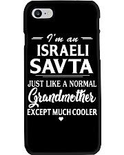 I'm an Israeli SAV-TA Much cooler Phone Case thumbnail