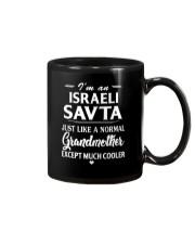 I'm an Israeli SAV-TA Much cooler Mug thumbnail