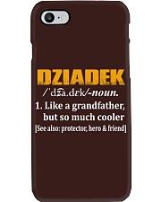 Dziadek - noun Phone Case thumbnail