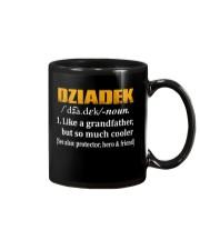 Dziadek - noun Mug thumbnail