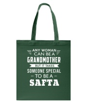 Any woman can be a grandmother but it takes  Tote Bag thumbnail
