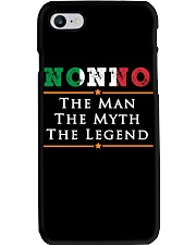 Nonno The Man The Myth The Legend Hooded Phone Case thumbnail