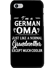 I'm a German Oma - Much cooler Phone Case thumbnail