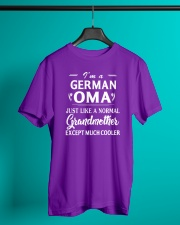 I'm a German Oma - Much cooler Classic T-Shirt lifestyle-mens-crewneck-front-3