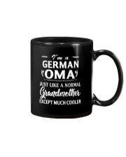 I'm a German Oma - Much cooler Mug thumbnail