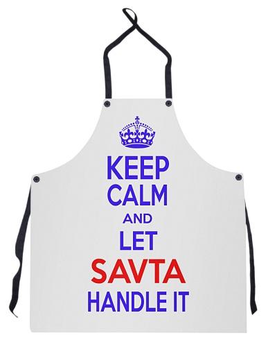 Keep calm and let Savta handle it