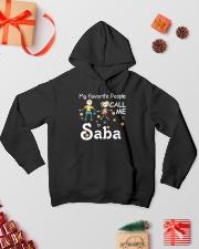 Saba - Favorite Hooded Sweatshirt lifestyle-holiday-hoodie-front-2