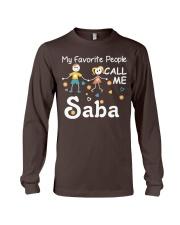 Saba - Favorite Long Sleeve Tee thumbnail