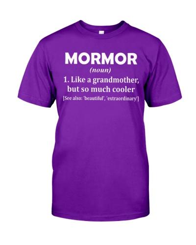 Mormor - Noun