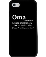 OMA - MUCH COOLER - Tulip Phone Case thumbnail