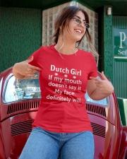 Dutch girl Ladies T-Shirt apparel-ladies-t-shirt-lifestyle-01