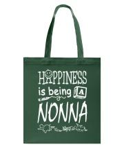 Happiness Nonna Tote Bag thumbnail