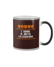 NONNO - L'UOMO ILMITO LALEGENDA Color Changing Mug tile