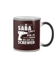 Saba can fix it Color Changing Mug thumbnail