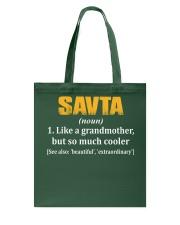 SAVTA - NOUN Tote Bag thumbnail