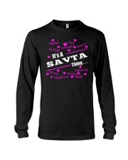 SAVTA THING Long Sleeve Tee thumbnail