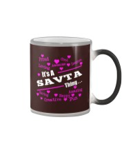 SAVTA THING Color Changing Mug thumbnail
