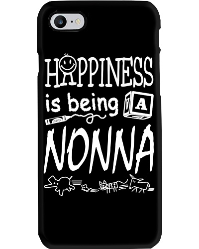 HAPPINESS IS BEING A NONNA