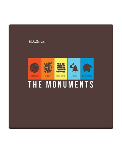 VeloVoices Monuments TShirt