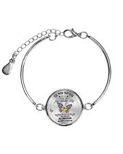 TILL MIN DOTTER Metallic Circle Bracelet thumbnail