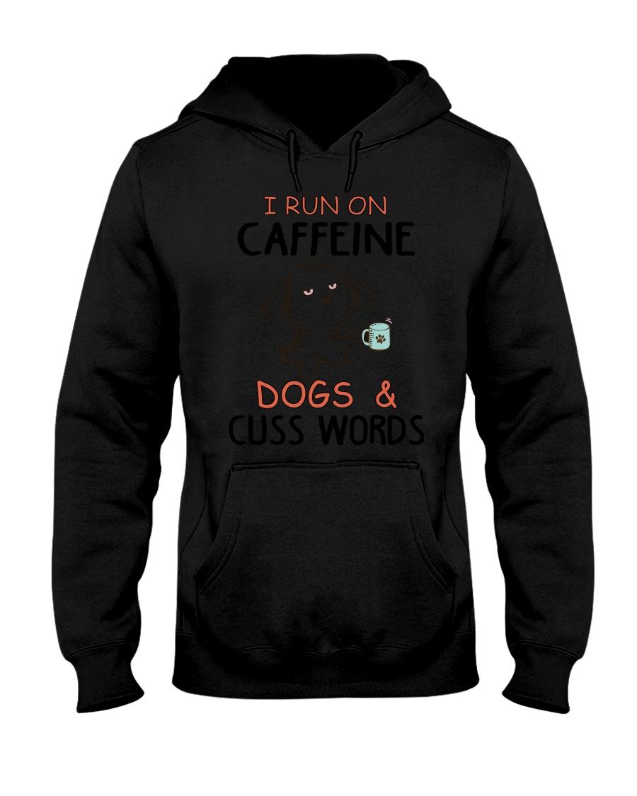 dog dog dog dog Hooded Sweatshirt