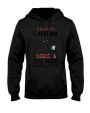 dog dog dog dog Hooded Sweatshirt front