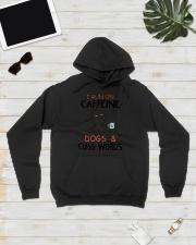 dog dog dog dog Hooded Sweatshirt lifestyle-unisex-hoodie-front-8