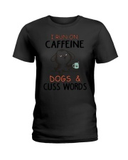 dog dog dog dog Ladies T-Shirt thumbnail