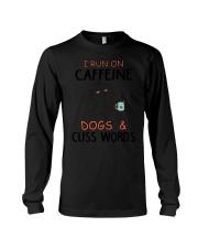 dog dog dog dog Long Sleeve Tee thumbnail