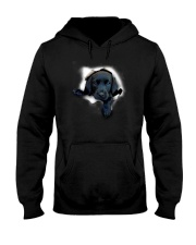 dogs dogs dogs dogs Hooded Sweatshirt front