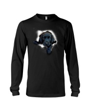 dogs dogs dogs dogs Long Sleeve Tee thumbnail