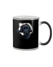 dogs dogs dogs dogs Color Changing Mug thumbnail