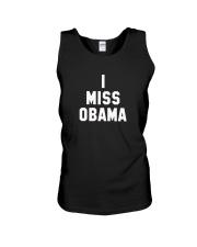 I Miss Barack Obama T-Shirt Unisex Tank thumbnail