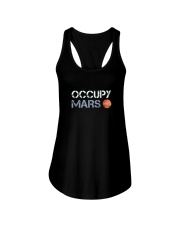 OCCUPY MARS T SHIRT Ladies Flowy Tank tile