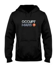 OCCUPY MARS T SHIRT Hooded Sweatshirt thumbnail