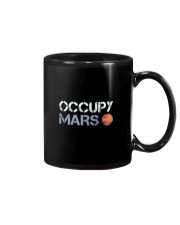 OCCUPY MARS T SHIRT Mug thumbnail