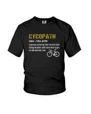 I'm a Cycopath T-Shirt Youth T-Shirt tile