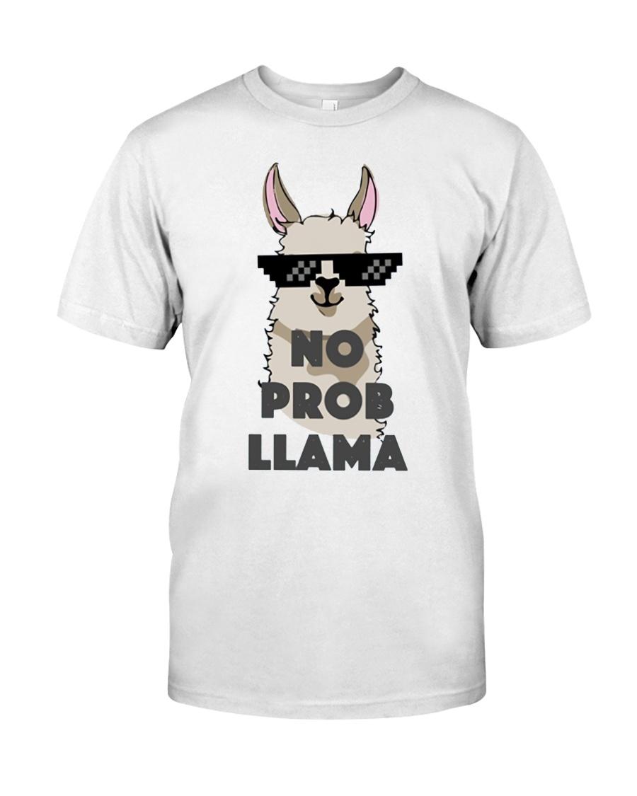 No Prob-Llama T-Shirt Classic T-Shirt