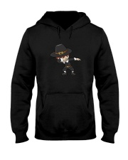 DABBING PILGRIM AND DABBING TURKEY T-SHIRT Hooded Sweatshirt thumbnail