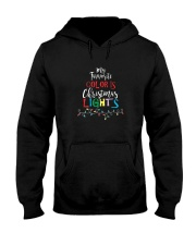 My Favorite Color Is Christmas Lights T-Shirt Hooded Sweatshirt thumbnail