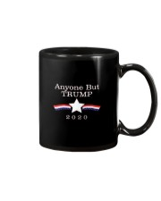 ANYONE BUT TRUMP 2020 T-SHIRT Mug thumbnail