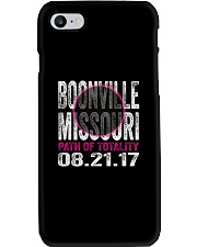 BOONVILLE-MISSOURI PATH OF TOTALITY Phone Case thumbnail