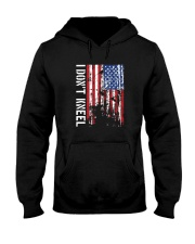 THIS VETERAN DOESN'T KNEEL T SHIRT Hooded Sweatshirt thumbnail