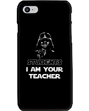 STUDENTS I AM YOUR TEACHER FUNNY SHIRTS Phone Case thumbnail