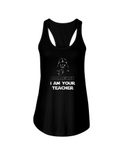 STUDENTS I AM YOUR TEACHER FUNNY SHIRTS Ladies Flowy Tank thumbnail