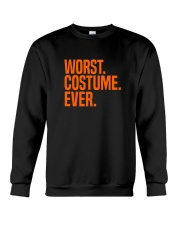 HALLOWEEN WORST COSTUME EVER FUNNY SHIRT Crewneck Sweatshirt thumbnail