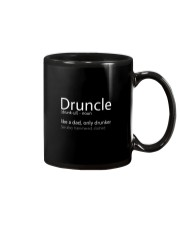 DRUNCLE DEFINITION FUNNY SHIRT Mug thumbnail