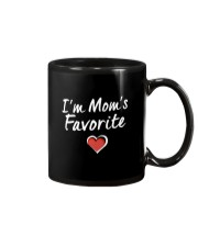 I'm Mom's Favorite T-Shirt Mug thumbnail