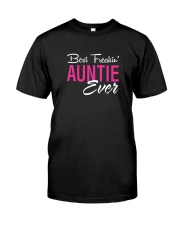 Best Freakin Auntie Ever T-Shirt Premium Fit Mens Tee tile